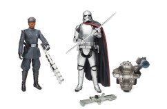 3.75 2 Pack Capt. Phasma and Finn